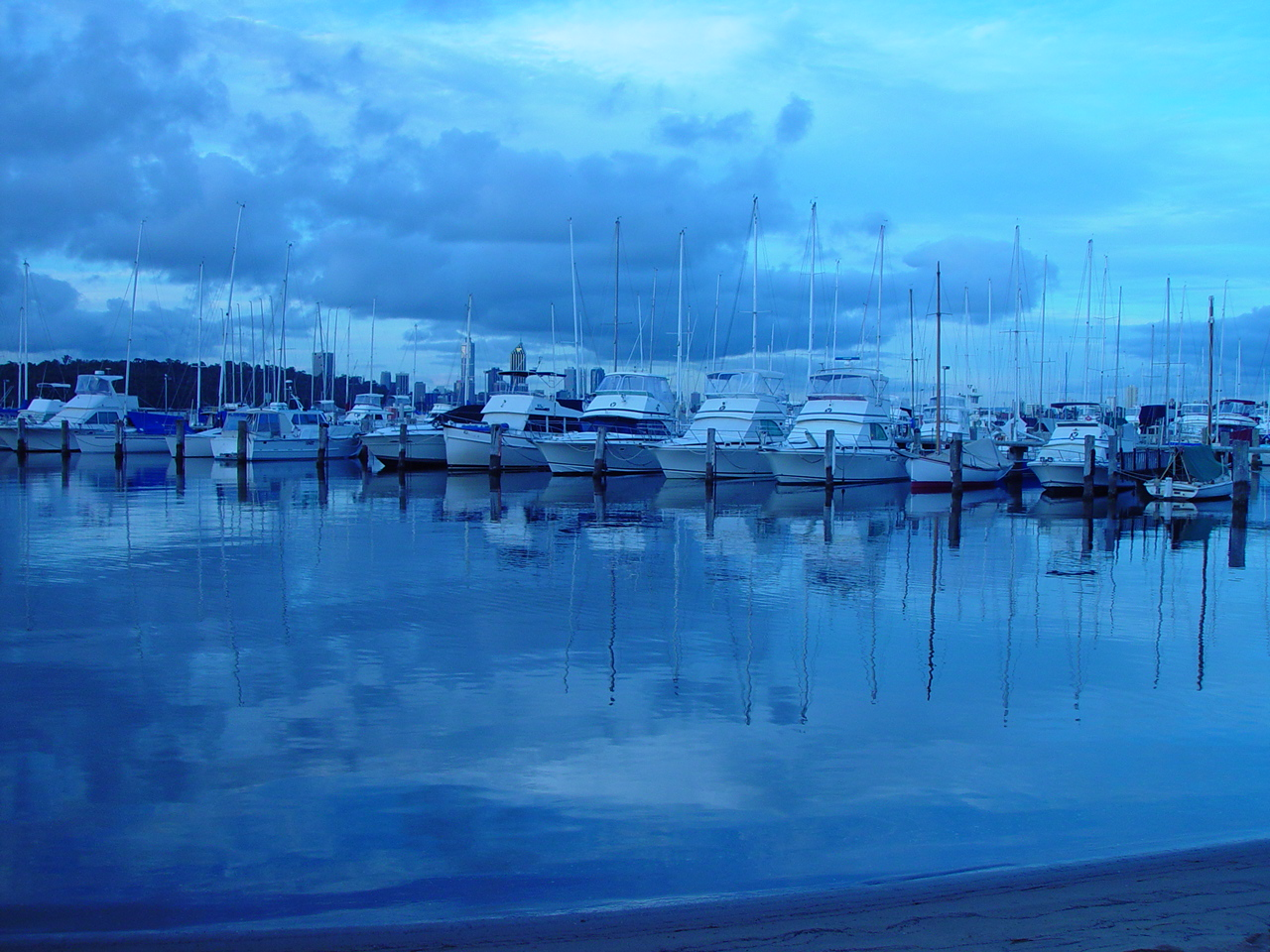 Yachtsody in Blue